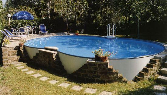 Calcolo del volume della nostra piscina tutto in 1 for Vasca laghetto rettangolare