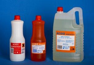 Acido cloridrico muriatico