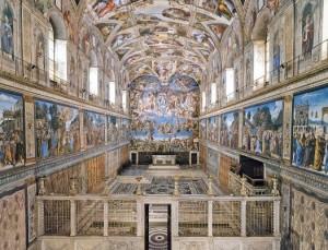 Michelangelo - La Cappella Sistina