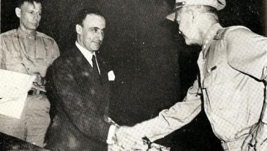 Armistizio di Cassibile del 1943 - Castellano-Eisenhower