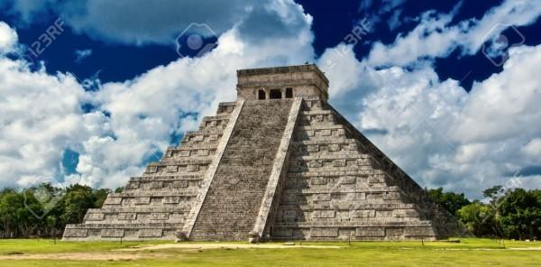 Piramide di Chichén Itzá: Penisola dello Yucatan, Messico