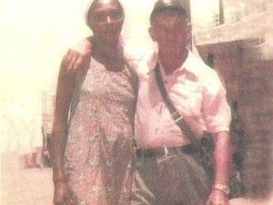 Hitler in Brasile con la compagna Cutinga