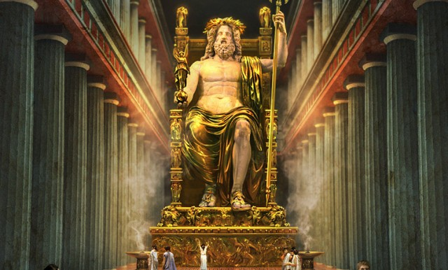 statua-zeus-olimpia