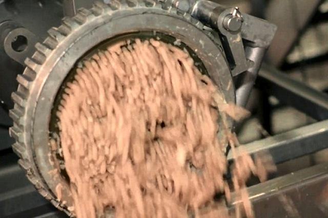 come fanno i wurstel