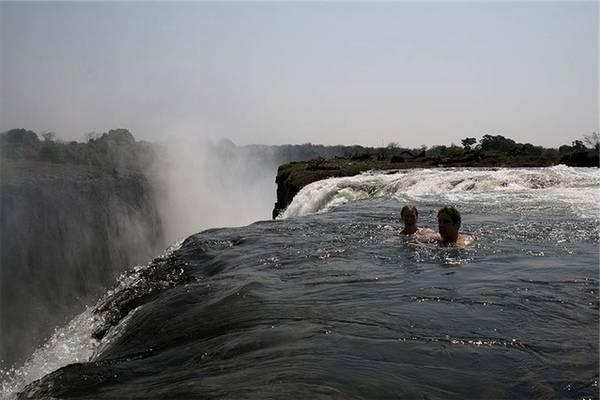 Cascate_Vittoria - Zimbabwe