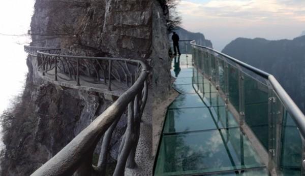 Monte Tianmen: la Porta del Paradiso in Cina
