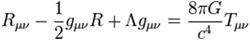 relatività generale formula