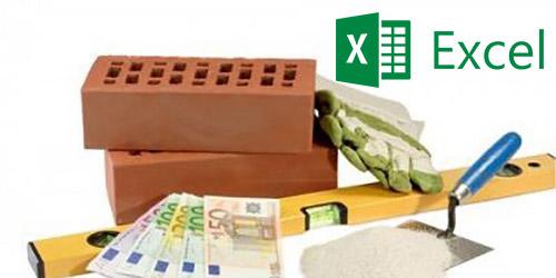 Computo Metrico Estimativo Excel Gratis Tutto In 1