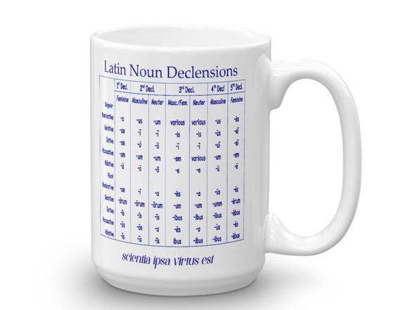declinazioni latine